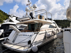 Fairline Squadron 74 Flybridge