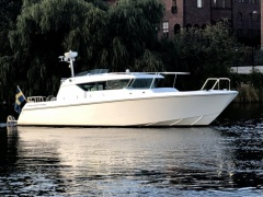 Delta Powerboats Delta 40 WA Flybridge