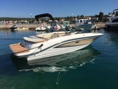 Sea Ray 210 SPXE - FIRST OWNER Bowrider