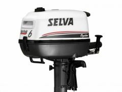 Selva Oyster ISB: Integrated starting battery Hors-bord