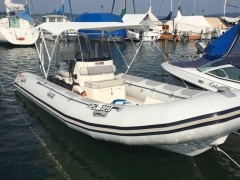 Valiant Vanguard 570 RIB