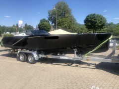 Frauscher 717 GT Deck Boat