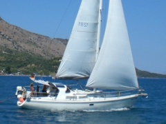 Catalina 36 Kielboot