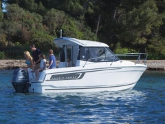Jeanneau Merry Fisher 605 HB Pilothouse