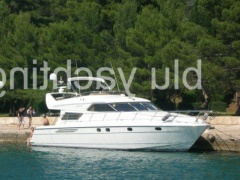 Princess 60 Flybridge Flybridge