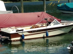 Swiss Craft American 16 Deck-boat