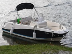 Quicksilver Activ 555 Open Fischerboot