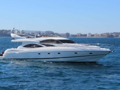 Sunseeker Manhattan 74 Motor Yacht