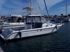 Luhrs TOURNAMENTS Fishing Boat