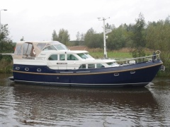 Linssen Grand Sturdy 460 Ac Twin Verdränger