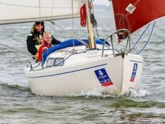 Marieholm Internationales Folkeboot (IF) Kielboot