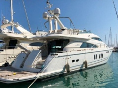 Fairline 78 Squadron- 2008 Flybridge