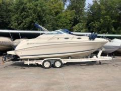 Sea Ray Sundancer 240 Urheiluvene