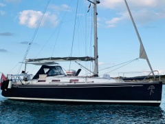 AD boats Salona 37 Cruising