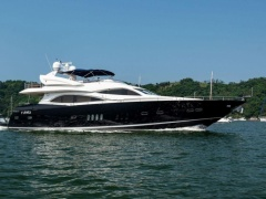 Sunseeker 90 Yacht Flybridge