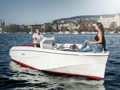Ganz Boats Shortbreak 5.8 Konsolenboot