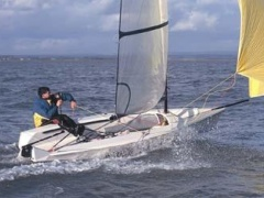 RS Sailing RS Vareo Jolle