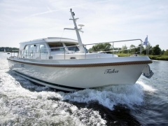 Linssen GS 43.9 Sedan Verdränger