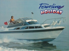 Fairline Holiday 23 Kajütboot