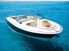 Chris Craft 28 Launch LR Bowrider-vene