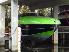 Performance 907 Offshore Boat