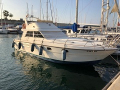 Princess 35 Fly Speedboot