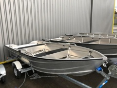 Select Plaisance Discovery 380 Fischerboot