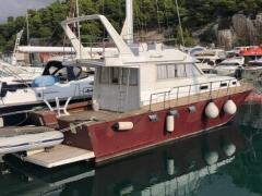 Camuffo 42 Fly Flybridge