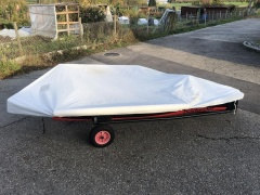 Moth Bladerider X8 Racing boat