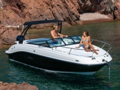 Sea Ray Sun Sport 230 OB Barco desportivo