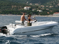 Selection Boats Aston 21 Motoryacht