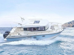 Quicksilver CAPTUR 905 PH F250 V8 JPO VERADO Pilothouse
