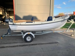 Boatic 430 Barca da Pesca