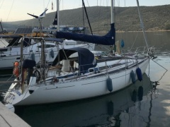 Marine Projects Sigma 362 Sailing Yacht