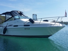 Sea Ray 230 DA Kajütboot