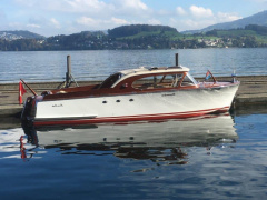 Swiss Craft Halbkabiner Cabin Boat
