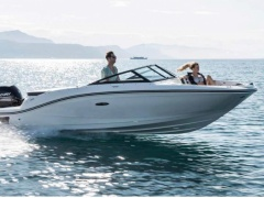 "Sea Ray 190 SPX Outboard ""Lagerboot"" Bowrider"