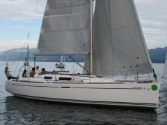 Dufour 34 Performance Cruising yacht