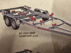 Harbeck BT 3500 MM6 Comfort-Line Twin Axle