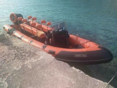Humber Destroyer 6.0 RIB