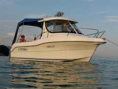 Quicksilver (Brunswick Marine) 630 Pilothouse