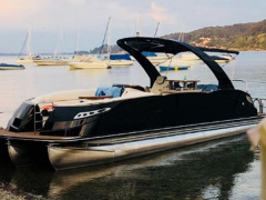 Harris Crowne 250 DL 2017 Ponton-Boot