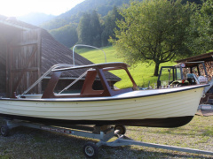 Hensa  Kombi Fishing Boat
