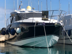 Princess V48 Deck/Closed Deck Boat
