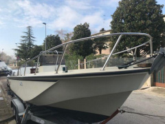Boston Whaler 20 Outrage Center console boat