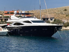 Sunseeker 90 Fly Flybridge