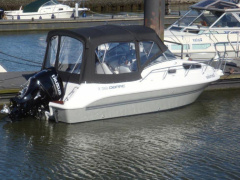 Drago Boats 660 S MIT YAMAHA F 70 AETL Pilothouse