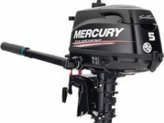 Mercury F 5 MLHA Sailpower Outboard