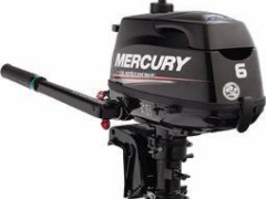 Mercury F 6 MLH Outboard