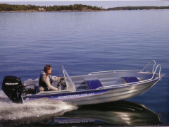 Linder 445 Sportsman MAX Working Boat
